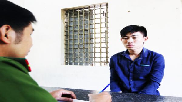 Khánh Hòa: Bắt kẻ chặn xe cướp tài sản