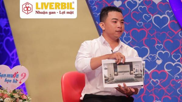 """MC Quyền Linh """"bất lực"""" với màn tỏ tình bằng bản thiết kế ngôi nhà tương lai bị khách hàng """"bỏ chạy"""" của chàng trai Khánh Hòa"""