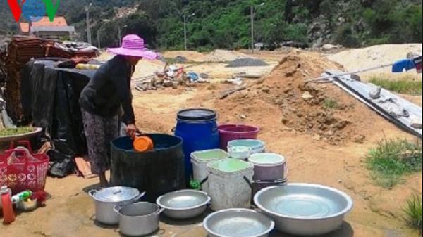 Kêu gọi hỗ trợ nước uống cho người dân vùng bão lũ Khánh Hòa