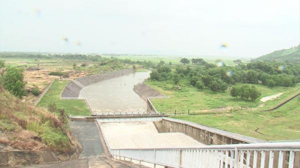 Vạn Ninh chủ động điều tiết nước tại các hồ chứa