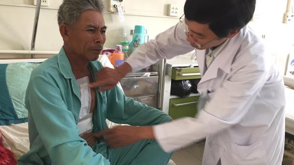 Bệnh viện Khánh Hòa: Cứu sống bệnh nhân bị vỡ tim
