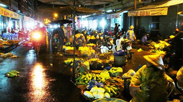 Sẽ di dời chợ nông sản Diên Khánh