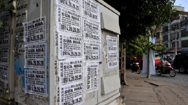 Quảng cáo, rao vặt sai quy định: Sẽ đề nghị cắt số điện thoại