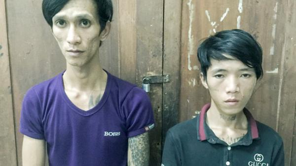 Khánh Hòa: Hết tiền chơi game, cặp 9X đột nhập trụ sở ủy ban nhân dân trộm đồ
