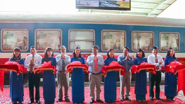 Khai trương tàu đi Nha Trang - Huế và ngược lại