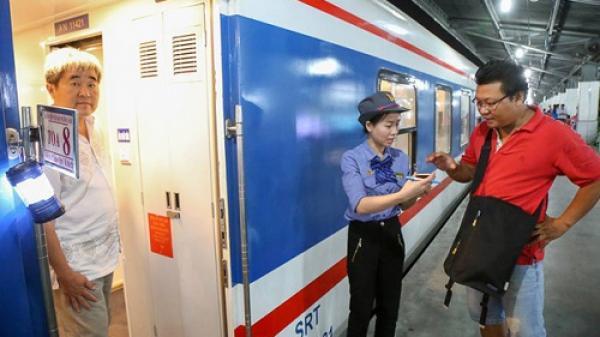Giá vé tàu hỏa hành trình Sài Gòn – Nha Trang dịp Tết dương lịch 2018