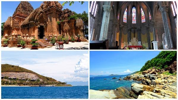 Những điểm đến không thể bỏ qua khi tới thành phố biển Nha Trang