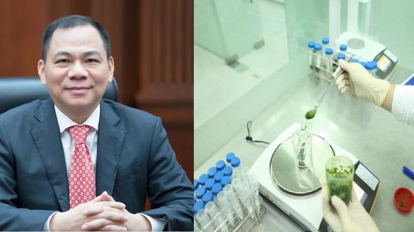 Tỷ phú Phạm Nhật Vượng khẳng định làm dự án vaccine hoàn toàn phi lợi nhuận