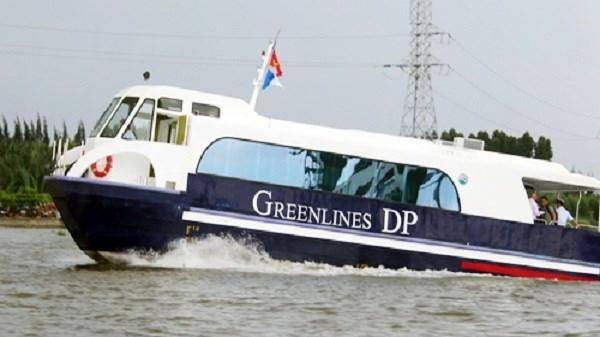 Tàu cao tốc tuyến miền Tây - Vũng Tàu sắp đi vào hoạt động
