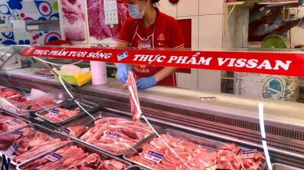 Phát hiện 43 ca F0 dù thực hiện '3 tại chỗ', 1 công ty lớn xin ngừng cung cấp thịt lợn ra thị trường