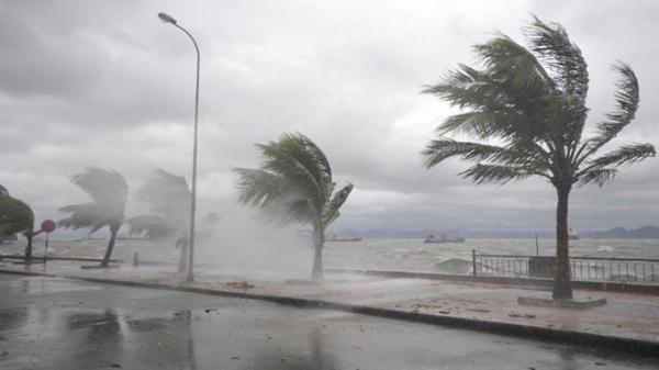 Bão số 16: Trưa nay bão giật cấp 12 trên đất liền