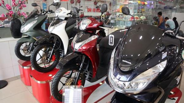 Sau Tết, nhiều mẫu xe máy giảm giá mạnh