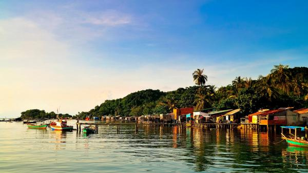 Vi vu khám phá đảo Hải Tặc viên ngọc xanh xinh đẹp của tỉnh Kiên Giang