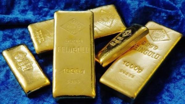 Giá vàng hôm nay 29/3: Ồ ạt bán tháo, vàng chìm xuống đáy 6 tuần