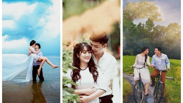 Mách bạn 7 thiên đường chụp ảnh cưới đẹp lung linh nhất miền Tây sông nước