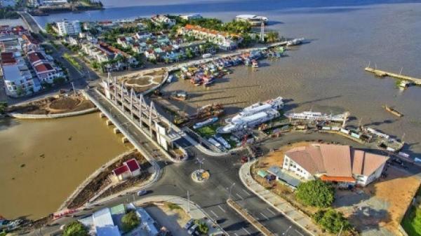 Kiên Giang tạm dừng lấn biển, chờ quy hoạch bờ biển TP Rạch Giá