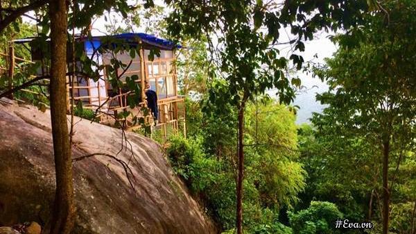 Ngôi nhà gỗ đẹp ngỡ ngàng giữa đại ngàn, biển khơi ở Kiên Giang của vị đạo diễn bỏ phố lên rừng