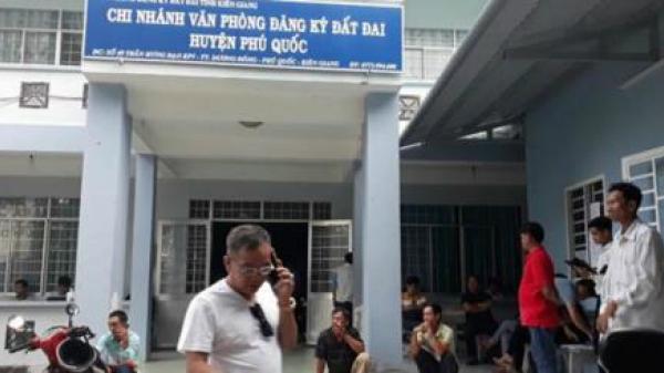 Kiên Giang: Hơn 1.000 phôi sổ đỏ ở Phú Quốc đã đi đâu?