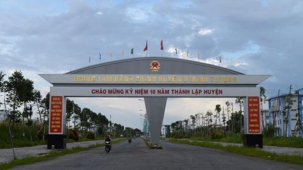 Kiên Giang: Xây dựng trung tâm hành chính huyện, thanh toán khống hàng tỉ đồng