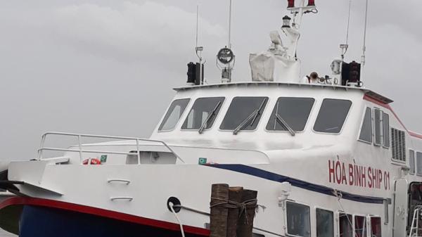 Khai trương tàu cao tốc chịu sóng cấp 8 chạy tuyến Phú Quốc-Rạch Giá