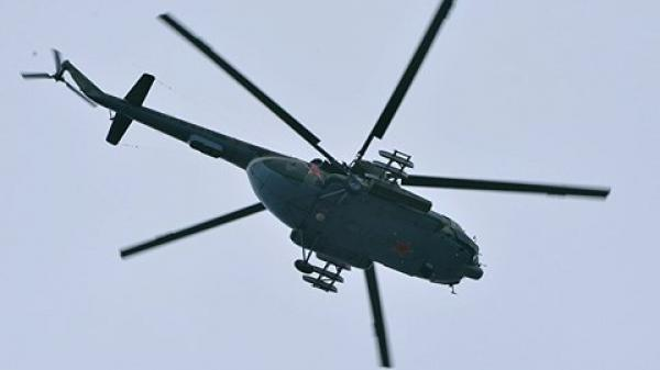 Rơi trực thăng Mi-8 ở Nga, 18 người thiệt mạng