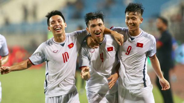 U23 Việt Nam được thưởng hơn 1 tỷ đồng với chức vô địch giải Tứ hùng 2018
