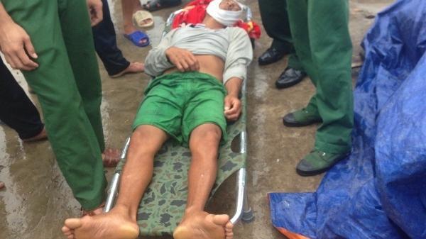 NÓNG: Bắt ngư phủ đánh đồng nghiệp trọng thương ở Kiên Giang
