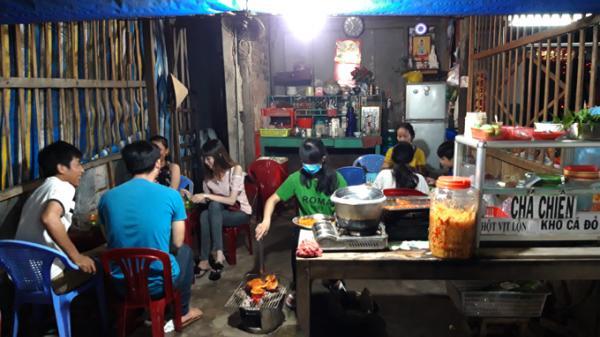 BỎ TÚI quán khô cá đỏ nướng - điểm tụ tập quen thuộc của người Hà Tiên mỗi tối