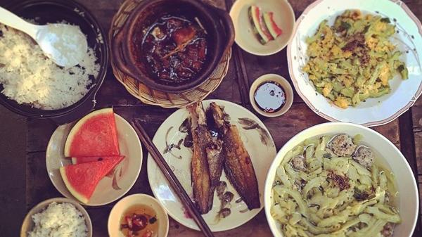Bữa ăn đầm ấm của người miền Tây ai cũng muốn 1 lần thưởng thức