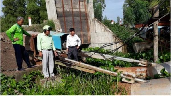 Hòn Đất, Kiên Giang: Chủ động ứng phó với lũ và các diễn biến bất thường của thời tiết