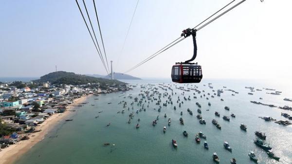 HOT: Giá vé cáp treo Hòn Thơm dành cho khách miền Tây chỉ còn 200.000 đồng
