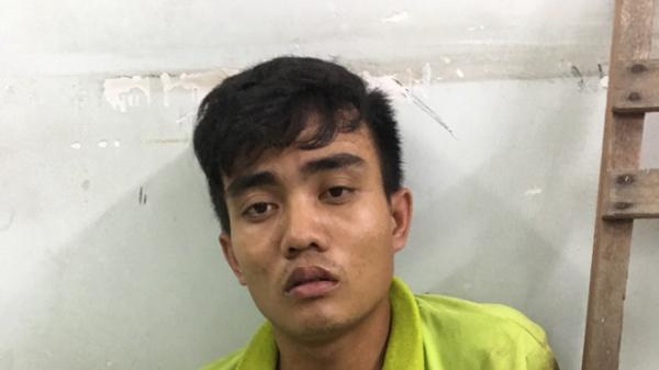 50 cảnh sát cơ động và 10 chó nghiệp vụ vây bắt tên cướp