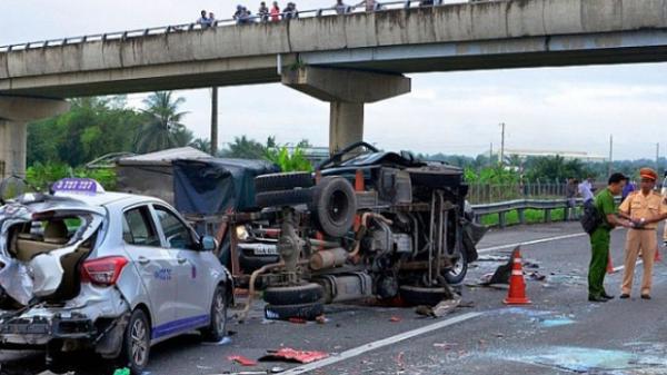 Cập nhật: Số người chết do tai nạn giao thông trong ngày Quốc khánh