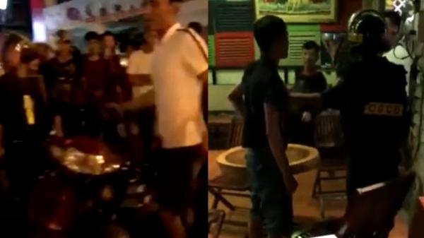 Kiên Giang: Bị đuổi đánh vì chạy xe kẹp 3, chống đối cảnh sát