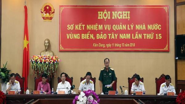 Kiên Giang: Giữ vững an ninh và môi trường hòa bình trên vùng biển, đảo Tây Nam