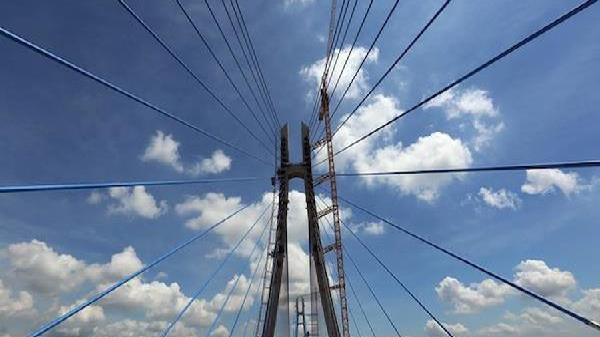 Cầu Vàm Cống sẽ thông xe vào giữa năm 2019