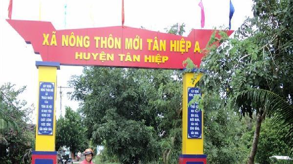 Kiên Giang: Hướng đến xã nông thôn mới nâng cao, kiểu mẫu