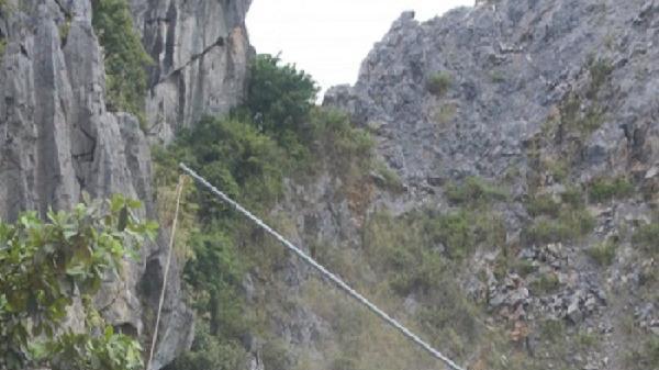 Kiên Giang: Nguyên nhân vụ 2 công nhân tử vong trong mỏ đá