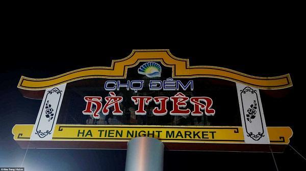 Chợ đêm Hà Tiên - Nét chấm phá ẩm thực giữa lòng miền Tây