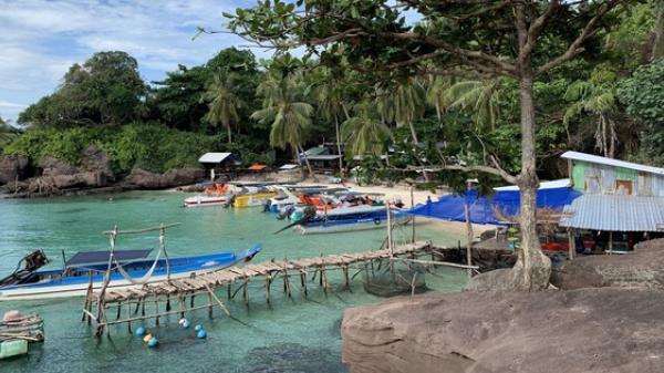 """Hòn Móng Tay ở Kiên Giang thay đổi chóng mặt sau vài năm, du khách tiếc nuối tự hỏi: """"Ốc đảo Robinson"""" nay còn đâu?"""