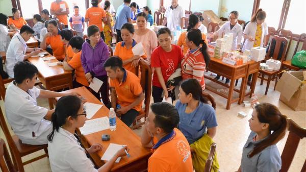 Kiên Giang: Khai mạc Ngày hội công nhân lao động năm 2019
