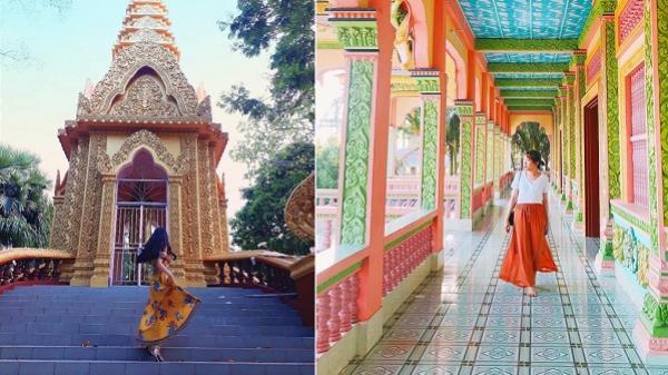 5 ngôi chùa miền Tây đẹp tựa cung điện cho bạn tha hồ check-in