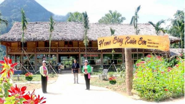 Phú Thọ có một homestay giữa không gian núi rừng xanh mướt, đẹp đến nao lòng