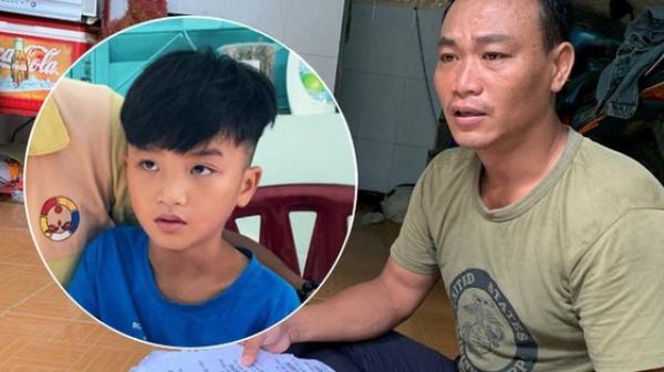 Bé trai đi lạc 4 tháng nói từng bị cha đánh bằng khúc cây to, giả vờ không nhớ tên và SĐT cha