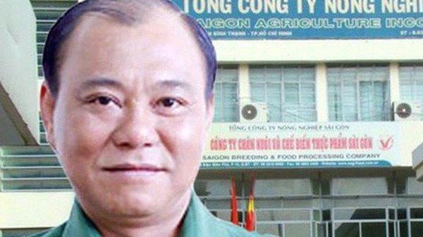 """Con đường """"ngã ngựa"""" của nguyên Tổng Giám đốc tổng công ty Nông nghiệp Sài Gòn"""