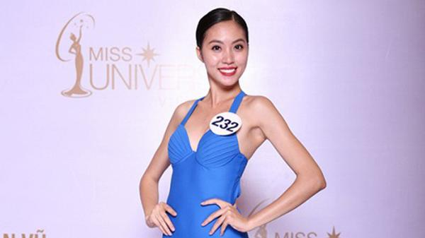 Người đẹp Kiên Giang Lê Thị Ngọc Út vào bán kết Hoa hậu Hoàn vũ Việt Nam