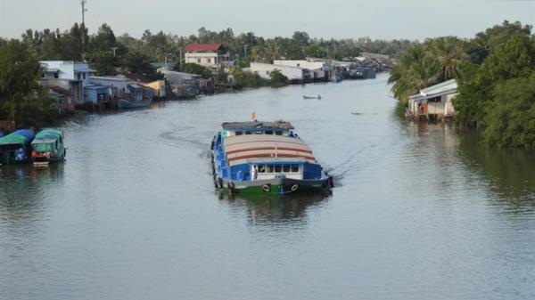 THÔNG BÁO: Ngừng lưu thông kênh Rạch Giá - Hà Tiên