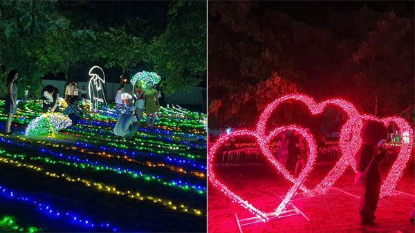 Tưng bừng chờ đón Festival ánh sáng thành phố Hà Tiên, Kiên Giang lần đầu tiên hoành tráng và lung linh chưa từng có