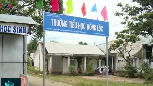 Bác bỏ thông tin bắt cóc học sinh tiểu học tại Kiên Giang