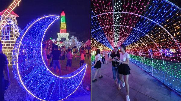 Kiên Giang ơi, ngày mai tưng bừng đón lễ hội ánh sáng với hàng triệu bóng đèn Led ở quê mình nhé!